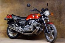 1979  Honda  Type CBX 1000  N° CB12000297  A immatriculer en collection - Attestation...