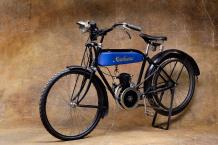 1924  Motobecane  type 175 MB1  Moteur 2 temps n° 19769  A immatriculer en collection...