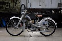 1953  NSU  type Quickly  Cadre n° 312958 - Cylindrée : 49 cm3 - 2 temps  Puissance...