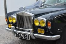 1976 ROLLS ROYCE SILVER SHADOW I châssis n° 5RX23717 Carte grise de collection 