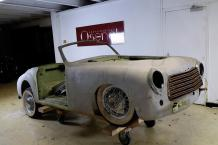 1950 CARROSSERIE SIMCA 8 SPORT CABRIOLET Dimensions : Long 4.30 M - Larg 1.45 M Chassis...