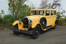 c1930  TALBOT  TYPE M67 11CV  Châssis n° 66974  Carte grise de collection  La Talbot...