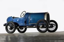 BUGATTI TYPE 23 BRESCIA  Reconstruction à finir  A immatriculer en collection  La...