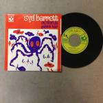 1 disque 45 T de Syd Barrett : 45 T Syd Barrett – Octopus / Golden hair  HARVEST
