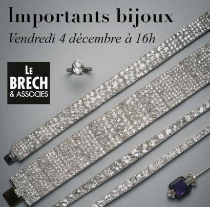 IMPORTANTS BIJOUX