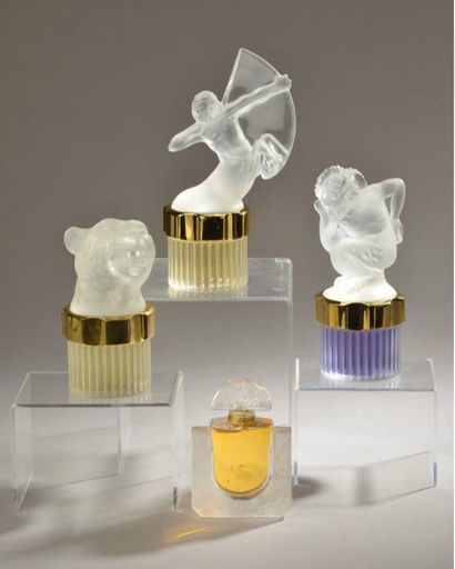 PARFUMS DE CONSOMMATION, MINIATURES & FACTICES