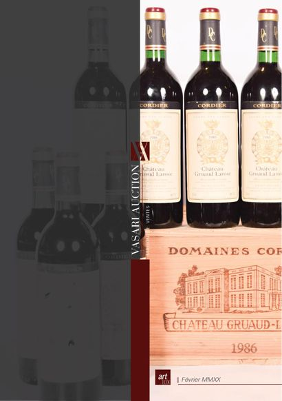 Le choix du Sommelier by Vasari Auction