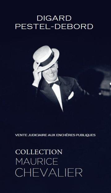 COLLECTION MAURICE CHEVALIER
