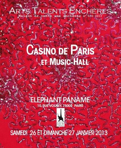 CASINO DE PARIS ET MUSIC-HALL