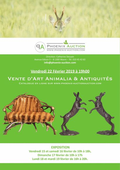 Art animalier & Antiquités