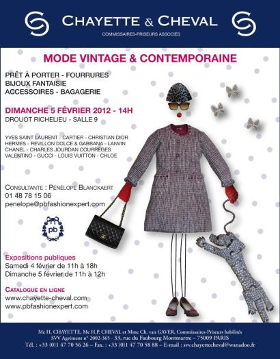 MODE, VINTAGE et CONTEMPORAINE