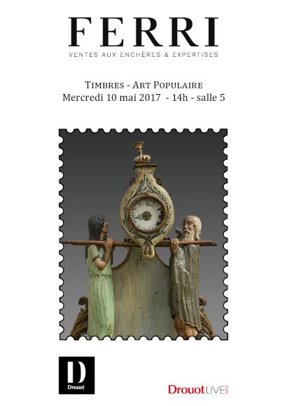 TIMBRES & ART POPULAIRE
