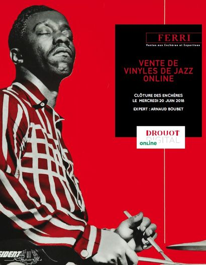 COLLECTION DE VINYLES DE JAZZ DE M. C. et à divers VENTE ONLINE