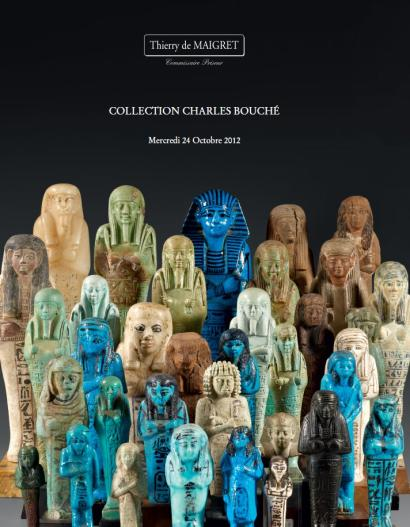 ANTIQUITES EGYPTIENNES - Collection Charles Bouché