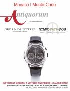 Importantes Montres de Collection et Automobiles Legendaires