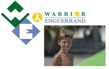 Vente caritative Warrior Enguerrand