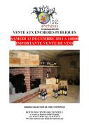 IMPORTANTE COLLECTION DE VINS