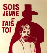 Affiches de Mai 68 - Collection Joan Rabascall