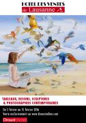 TABLEAUX, DESSINS, SCULPTURES & PHOTOGRAPHIES CONTEMPORAINES