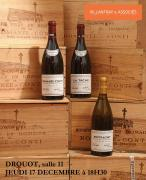 GRANDS VINS - cave d'un grand amateur