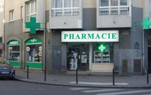 PARTS DE  SOCIETE - PHARMACIE
