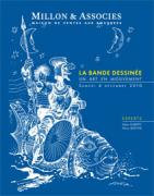 BANDES DESSINÉES<br />PLANCHES - ILLUSTRATIONS