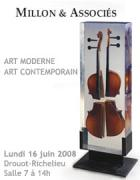 TABLEAUX MODERNES<br />ART CONTEMPORAIN