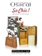 So Chic ! Fashion vintage