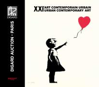 ART CONTEMPORAIN URBAIN | URBAN CONTEMPORARY ART